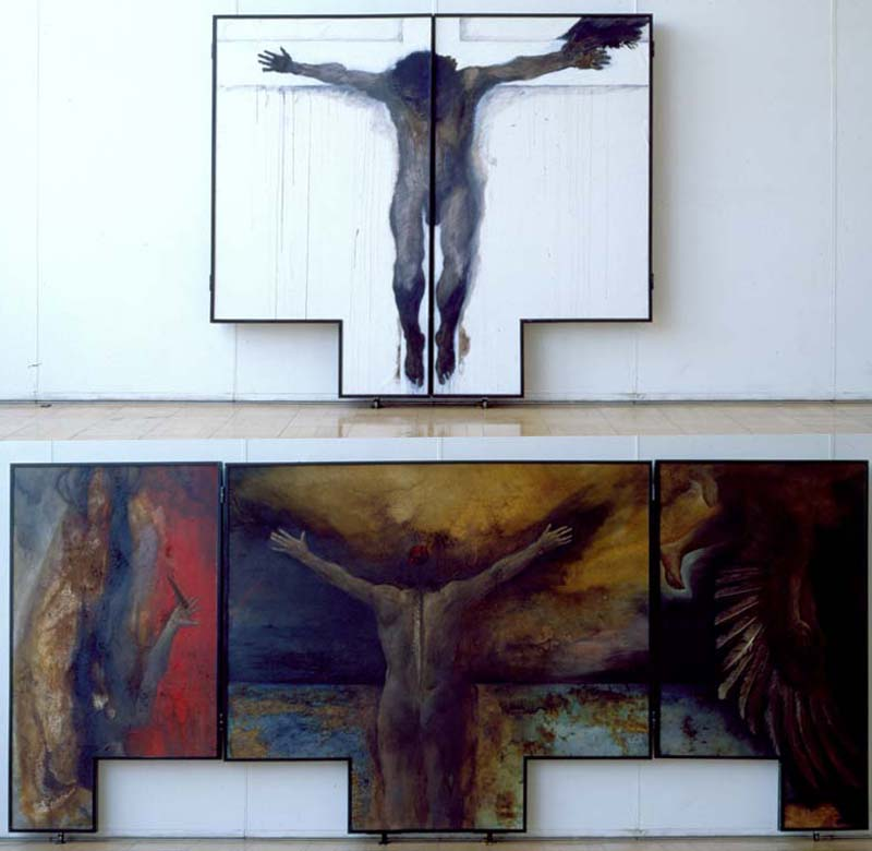 SELF - Crucifixion 94-3 from M.N.G
